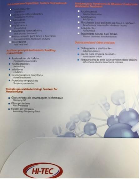 Indústria química sp