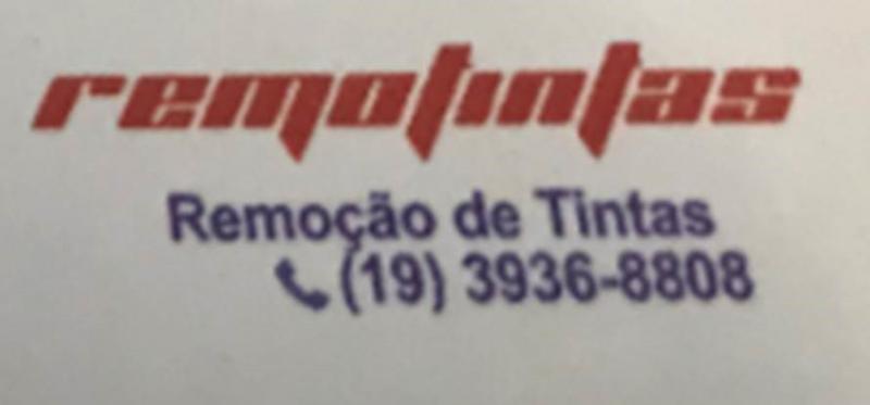 Removedor de tinta industrial